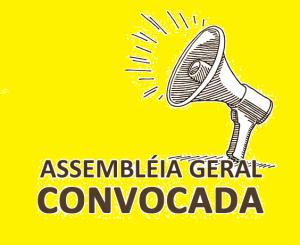 Assembléia Geral Ordinária de 2019 (Eleição) – 13/11/2019